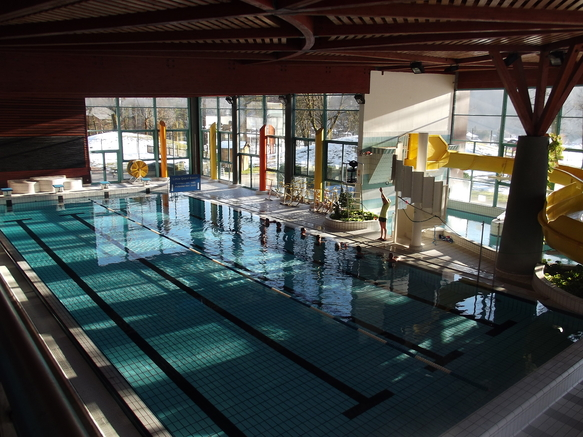 Centre atlantis ugine for Piscine ugine