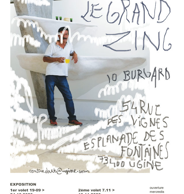 EXPOSITION LE GRAND ZINC